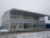 Построить торговые павильоны г.Смоленск