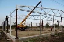 Восстановление геометрии металлоконструкций в Смоленске и усиление зданий г.Смоленск